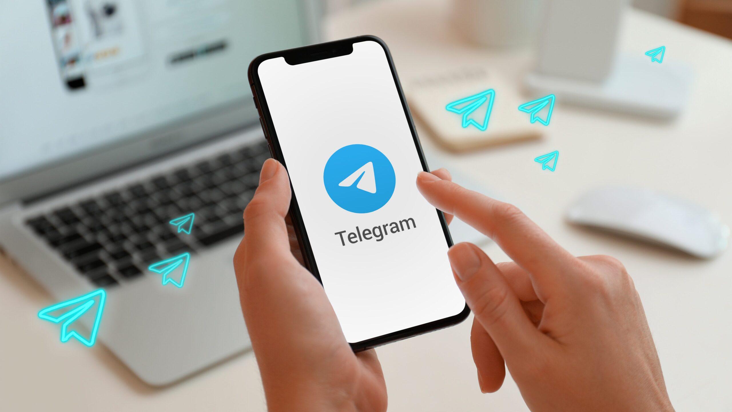 La última actualización de Telegram te volverá loco.